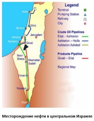 """""""Нефтяной голод"""" Израилю не угрожает"""