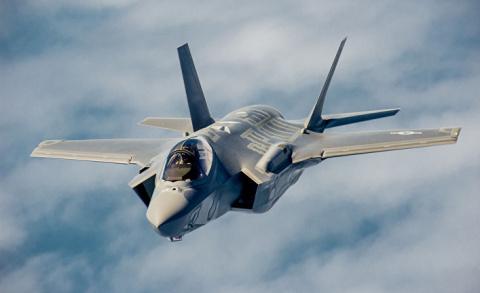 ВВС США готовят свой F-35 к …