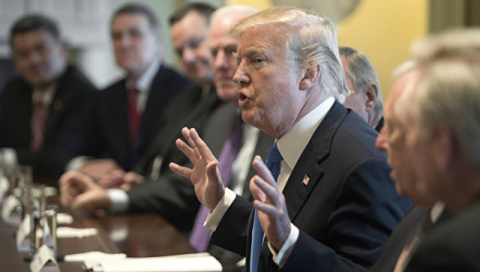 "Трамп объяснил слова о ""стра…"