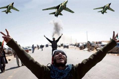 Демократизация Ливии