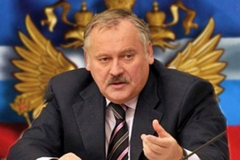 Константин Затулин: Договор о дружбе с Украиной России не нужен