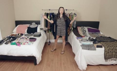 Собираемся в путешествие: как упаковать 100 нужных вещей в одну сумку