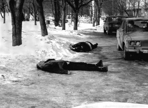 Тольяттинская криминальная в…