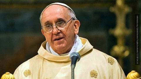 Папа Римский Франциск предск…