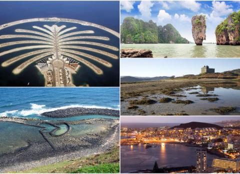 Топ-5 самых романтических островов мира