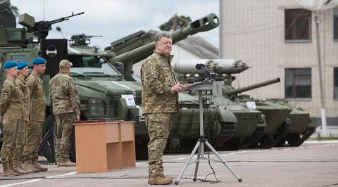 Запад поставил Порошенко задачу: Развязать войну с Россией в ближайшие 5 месяцев