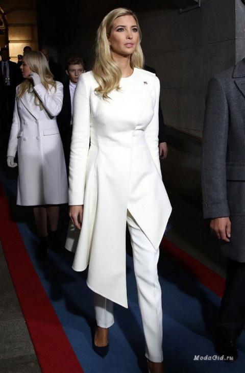 """Стиль Иванки Трамп - дочери президента и """"первой принцессы США"""""""