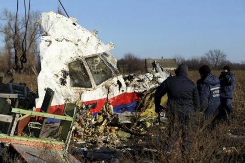 MH-17 был сбит укронацистами…