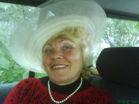 Надежда Исакова (Вяткина)