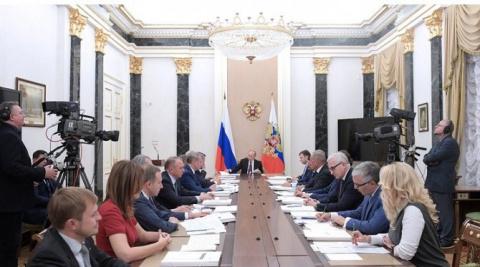 """Путин предложил """"не разочаро…"""