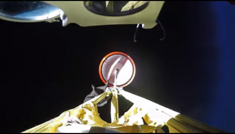 NASA испытало сверхзвуковой …