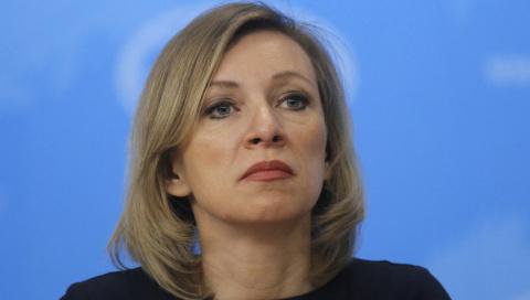 А нас-то за что? После контрсанкций России на Захарову обрушились СМИ США