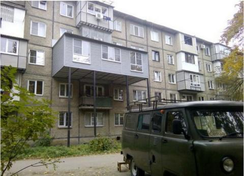 Русские балконы — они всем балконам балконы