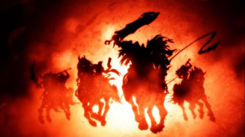 Андрей Ваджра: Всадники апокалипсиса в отдельно взятой стране