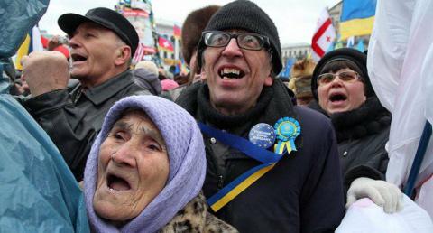 Киевский миллионер отказался…