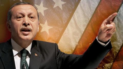 Как Эрдоган гоняет американс…