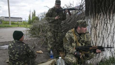 Развязка пошла в Донбассе, решение США и Москвы