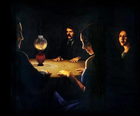 Спиритические сеансы для взрослых