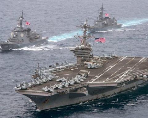 США дразнят китайского драко…