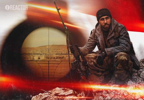 Йеменские снайперы засняли н…