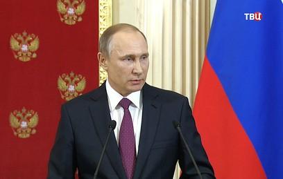 Путин заподозрил противников…