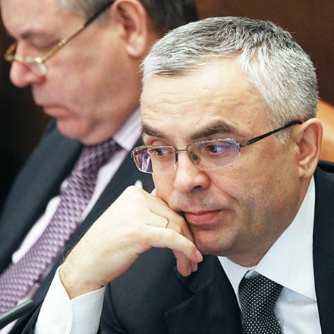 Экс-сенатор Виктор Пичугов в…