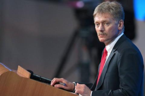 Песков: Путин обсудил идею о…