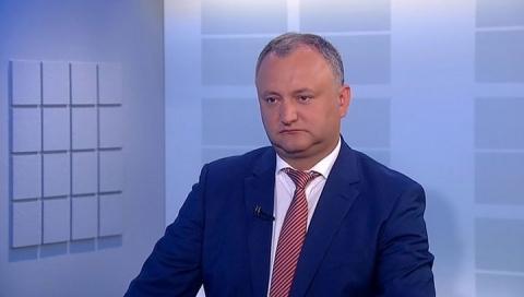В первом туре президентских выборов в Молдавии победил пророссийский кандидат