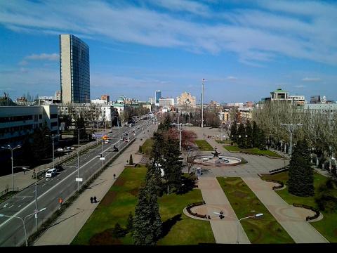 Сдалась Донбассу Украина...