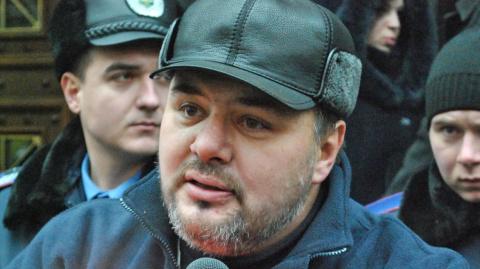 Украинский журналист Коцаба …