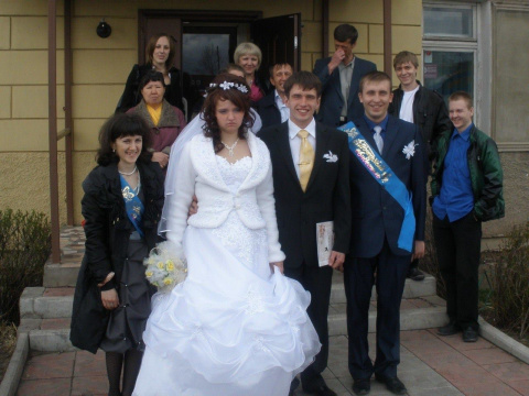 История о свадьбе и родствен…
