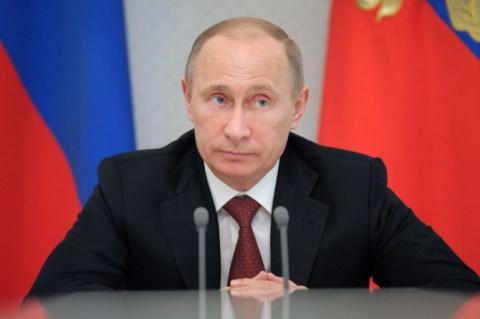 Впервые Путин объявил 3aпад …