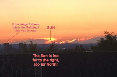 Ось Земли сдвигается - Солнце заходит совсем не там…