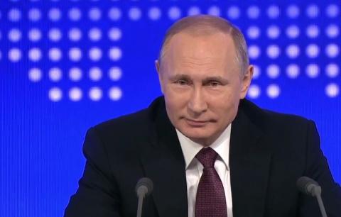 """""""В какой стране""""– Путин в ответ на вопрос про досрочные выборы"""