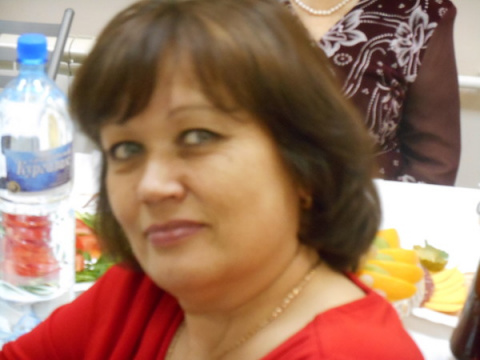Людмила Мошечкова