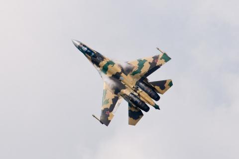 США с трудом удается перехватывать истребители ВКС РФ в Сирии