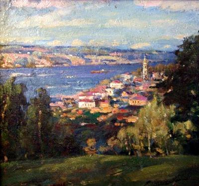 Выставка Светланы Близнюковой и Вадима Смирнова