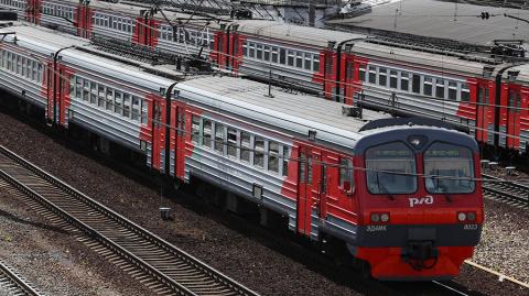 В РЖД перевели все поезда юж…