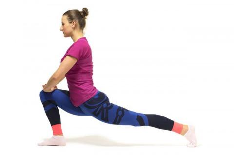 Укрепляем тазобедренные суставы. Гимнастика при коксартрозе