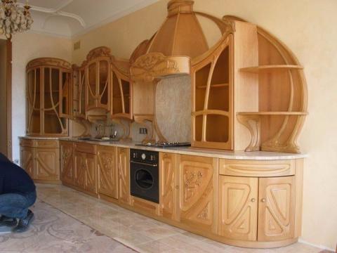 Кухня ручной работы. У масте…