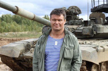 Актер Олег Тактаров отказался от роли злого ополченца