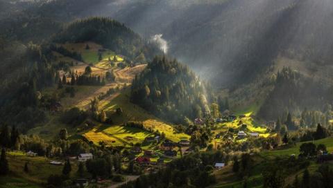 5 живописных высокогорных мест для комфортного отдыха в Карпатах