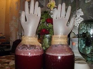 Домашнее вино из... старого …
