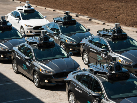 Uber учредил лабораторию иск…