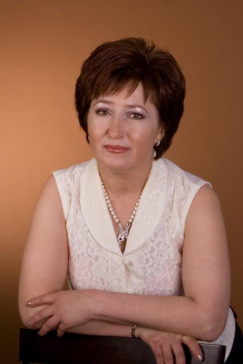 Нина Серикова (Тумановская)