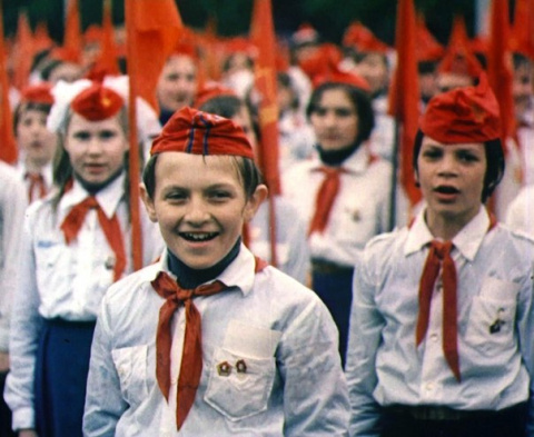 Почему дети СССР были другими