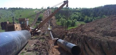 «Газпром» заключил контракт …