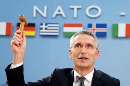 НАТО утроила численность сил…
