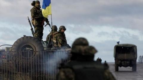 Украинская армия обломала зубы об Дебальцево