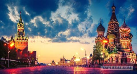 Русское общество глазами американки